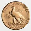 1910-S $10.00 Indian Head Gold Eagle, Circulated