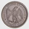 1875-S Seated Liberty Twenty Cent Piece, Circulated
