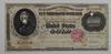 1900 $10,000.00 Gold Certificate Note