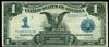 Nice 1899 Series Large Size $1 Black Eagle Silver Cert