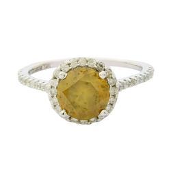 Stunning 2.15ctw. Diamond Ring