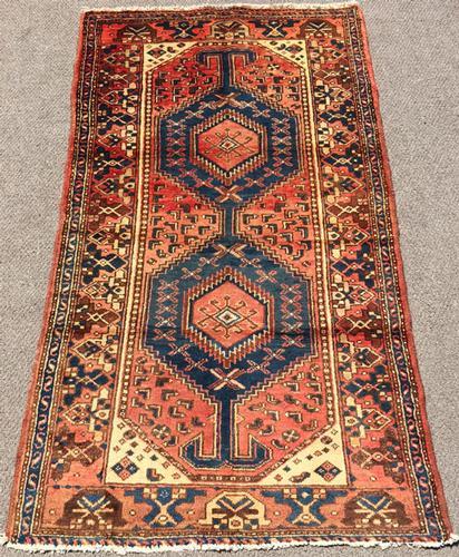Very Handsome Handmade Vintage Persian Qashqai
