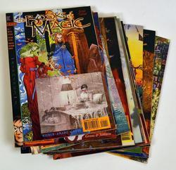 1990's The Books of Magic, DC Comics 13 Issues