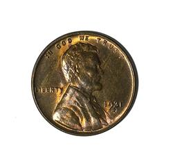1931 D Choice Red Brown BU Lincoln Cent