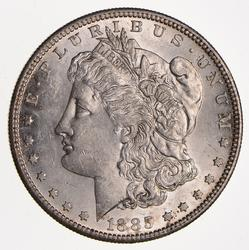 Choice Uncirculated 1885-S Morgan Silver Dollar