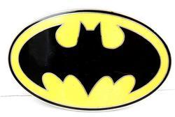 Vintage Batman Enameled Belt Buckle