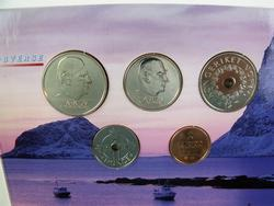 Norway, 2000 Uncirculated Coin Set