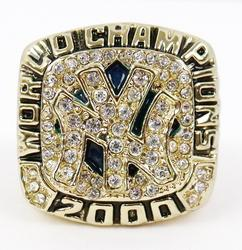 NY Yankees Replica World Series Baseball Ring