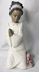 Lladro Black Legacy Collection Figurine #6465