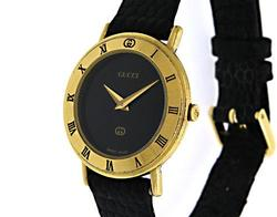 Ladies Watch Gucci Gold Tone
