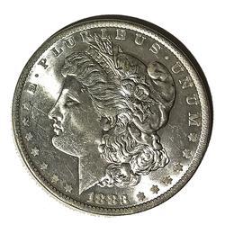 1883 O Uncirculated Morgan