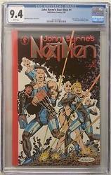 John Byrne's Next Men # 1 February 20, 1992 CGC 9.4