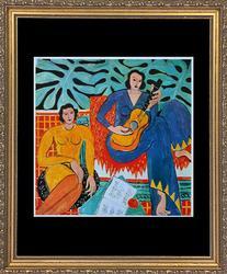 LATE ADDITION: Henri Matisse Plate Circa 1973
