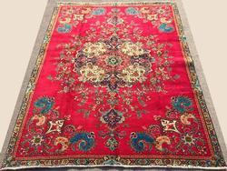 Fabulous Fine Quality Vintage Royal Persian Kerman Rug