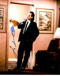 John Travolta Autographed 11x14 Pulp Fiction Photo AFTA