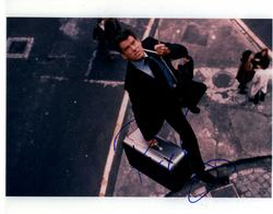 Pierce Brosnan James Bond Signed 11x14 Photo AFTAL UACC