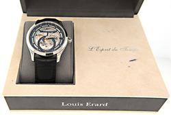 Louis Erard Automatic Skeleton Watch