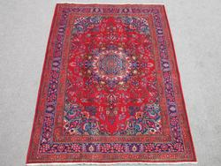 Lovely Fine Handmade Semi Antique Mashhad 7x10