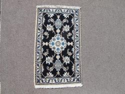 Superb Hand Woven Wool/Silk Persian Nain 2x3