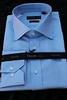 Designer 100% Cotton Regular Cuff Dress Shirt By Tiglio