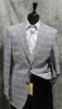 Sophisticated 2-Button Style Sport Coat, Made In Italy