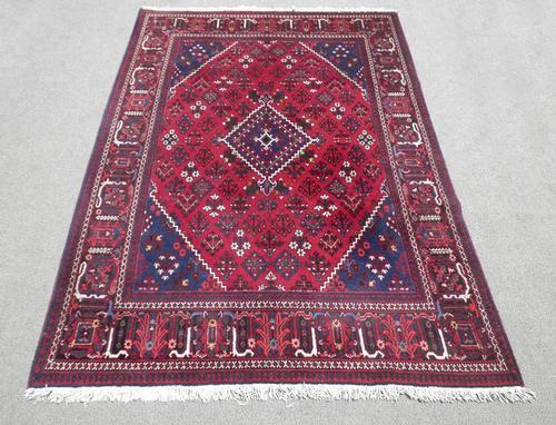High Quality Semi Antique Persian Maymeh Rug 8x11