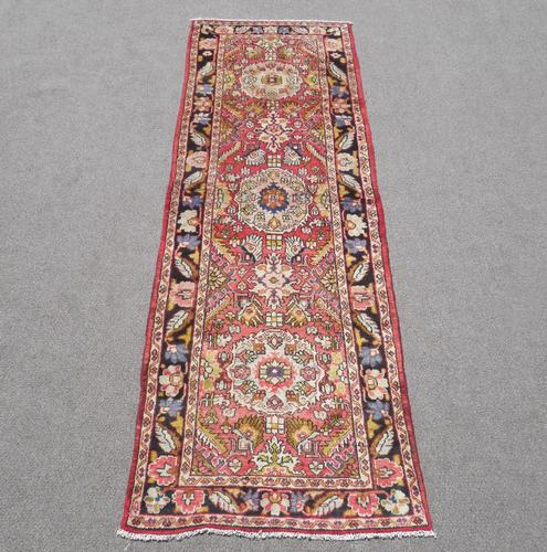 Simply Spectacular Superb Quality Semi Antique Persian Sarouk 10ft