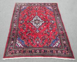 Simply Gorgeous Persian Hamadan Rug 8x10