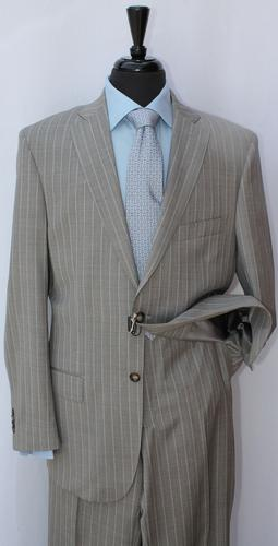 Stylish Comfort Fit Suit By Galante, Made In Italy