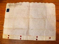 1812 United Kingdom Land Indenture