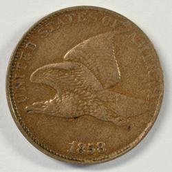 Great Choice XF 1858-LL Flying Eagle Cent