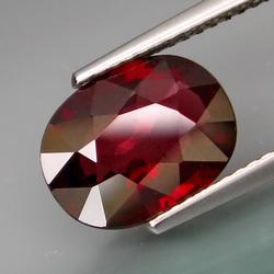 Captivating 3.25ct top luster Rhodolite Garnet