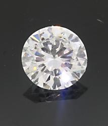 Round Brilliant Cut Loose VS Diamond