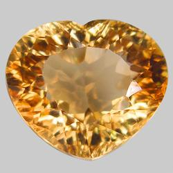 AAA 9.74ct 14x12mm Imperial Topaz