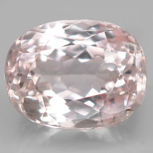 Glittering AAA 6.53ct VVS Brazilian Kunzite