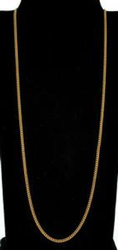 MINT CONDITION 18KT YELLOW GOLD CHAIN