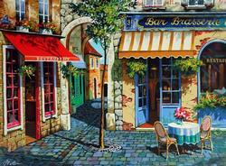 Metlan Cafe In Provence