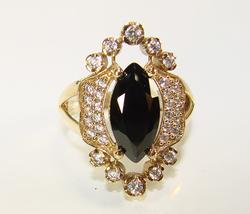Glamorous & Elegant Classic Design 925 Silver Ring