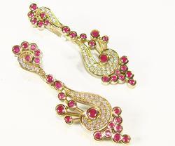 Alluring & Elegant Classic Design 925 Silver Earrings