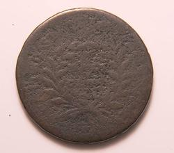 Scarce 1793 Half Cent, Historic First Year Issue