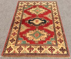 Enchanting Colors Handmade Shirvan Rug