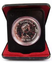 1977 Silver Jubilee Canada Dollar