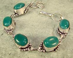 Fantastic Ethnic Handmade Natural Stone Bracelet