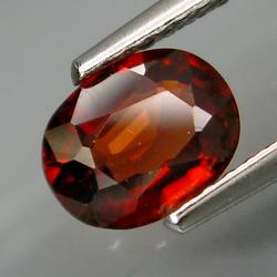 Smoldering 1.40ct Imperial Zircon