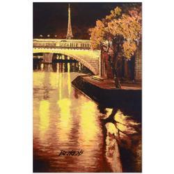 Twilight on the Seine, I