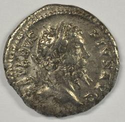 Nice Septimius Severus Roman Silver Denarius 193-211 AD