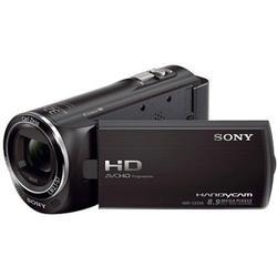 Sony HDR-CX230/B Black Handycam Camcorder