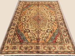 Simply Breathtaking Very Fine Quality Persian Tabriz Rug