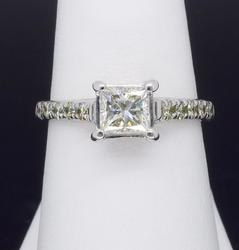 Great Quality 1ctw Diamond Ring in 14kt Gold