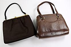 Group Lot of two Handbags